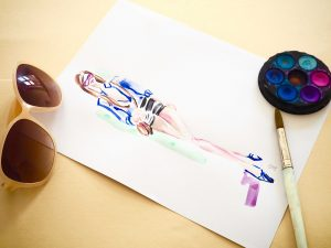 fashion-illustration-blogger-social-media