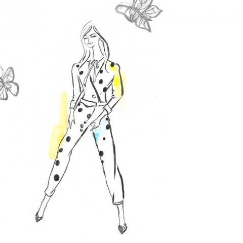 butterflies-illustration-fashion