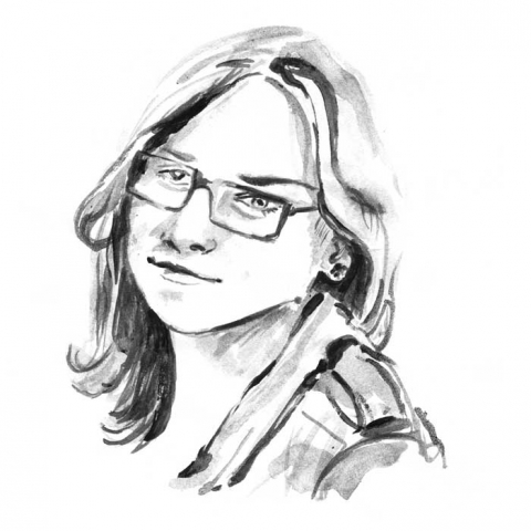 portrait-illustration-inking