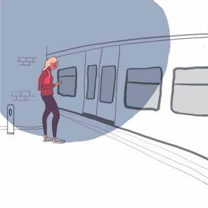 travel train commute