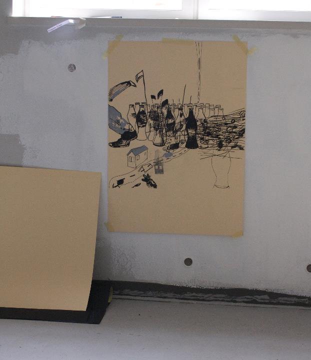 gruppe udstilling group exhibition