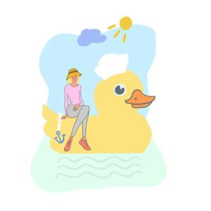 lifestyle illustration